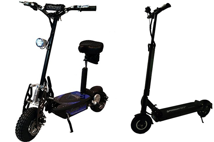Best Electric Scooters Brands Comparison