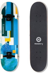 Minority Skateboards