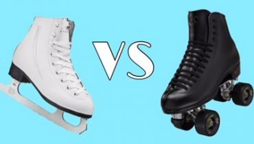Ice Skating Vs Rollerblading