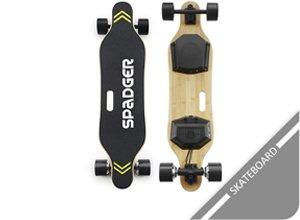 Skateboard Spadger