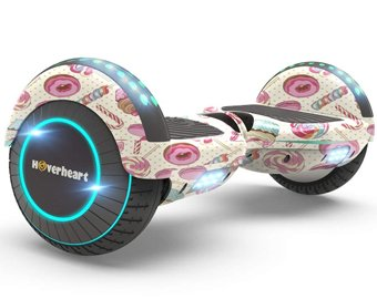 Hoverboard Two-Wheel Self Balancing