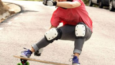 Skateboarding Knee Pads